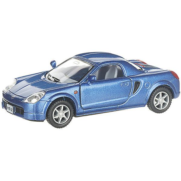 Купить Коллекционная машинка Serinity Toys Toyota MR2, синяя, Гонконг, Унисекс