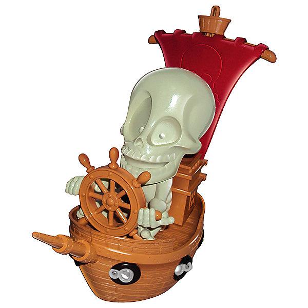 Купить Проекционный тир Fotorama Johnny the Skull Джонни Пират с 1 бластером, Китай, Мужской