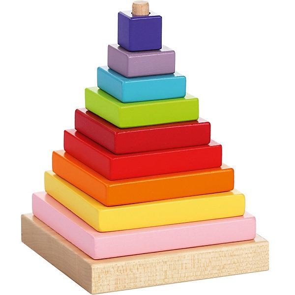 Пирамидка Cubika, 9 деталей фото
