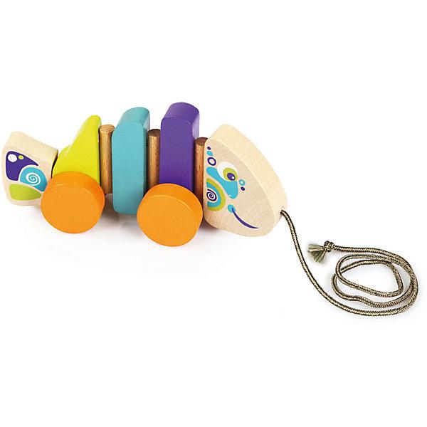 Attipas Игрушка-каталка Cubika Рыбка игрушка