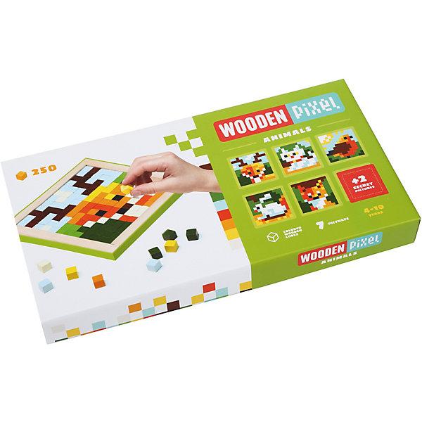 Cubika Мозаика Животные, 250 шт