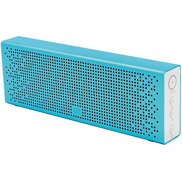 Xiaomi Аудиоколонка Mi Bluetooth Speaker, синяя