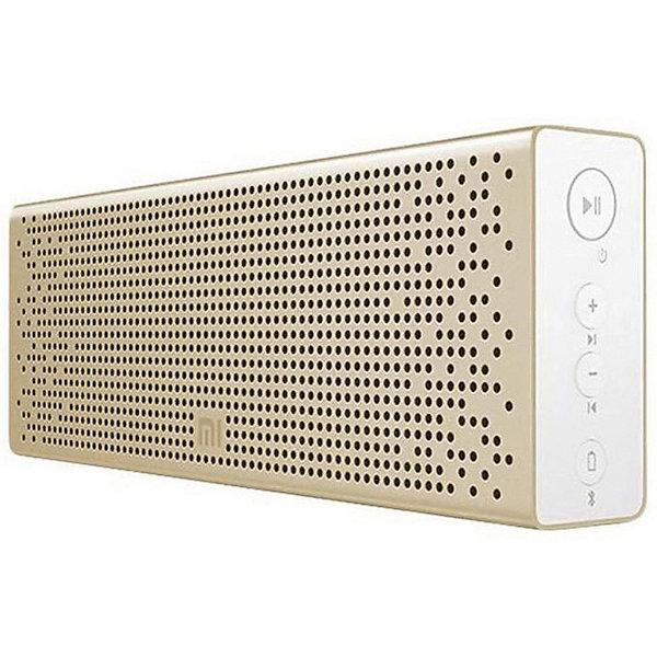 Xiaomi Аудиоколонка Mi Bluetooth Speaker, золотая
