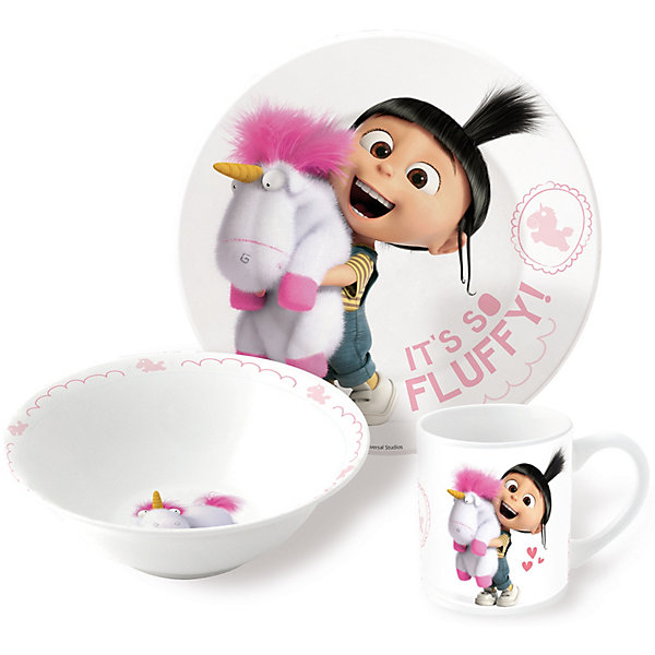 Stor Набор посуды Флуффи