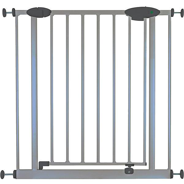 Nordlinger Барьер-ворота в дверной проём Sofia, 73-81см, серый