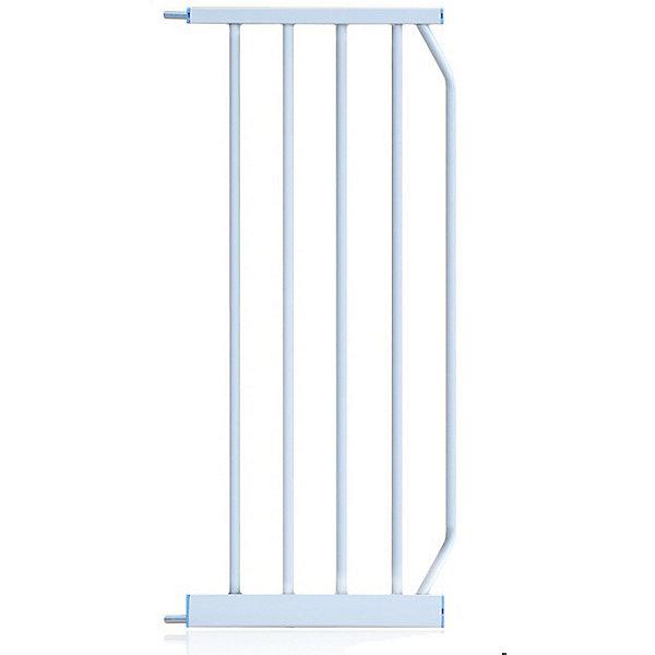 Baby Safe Расширитель для барьера-калитки Baby Safe, металл, 30 см, белый