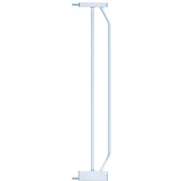 Baby Safe Расширитель для барьера-калитки Baby Safe, металл, 10 см, белый