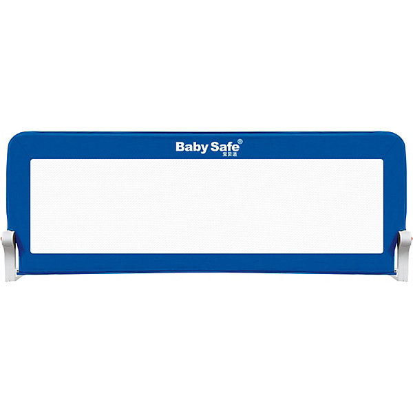 Baby Safe Барьер для кроватки Baby Safe, 180х42 см, синий baby safe барьер для кроватки baby safe 180х66 см бежевый
