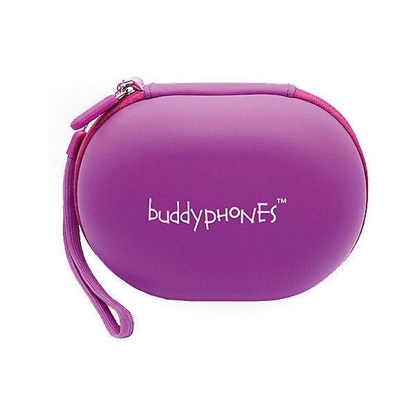 Buddyphones Кейс для хранения наушников Purple