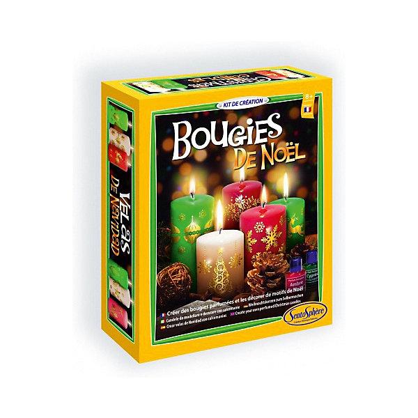 цена на SentoSphere Набор для создания свечей SentoSpherE Рождественские