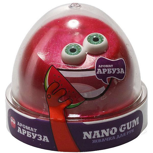 Nano Gum Жвачка для рук Арбуз, 50 г