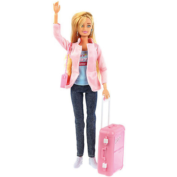 Купить Кукла Карапуз София путешественница, Китай, Женский