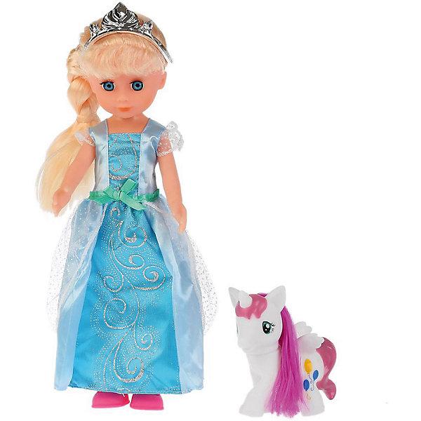 Купить Интерактивная кукла Карапуз Принцесса Елена, Китай, Женский