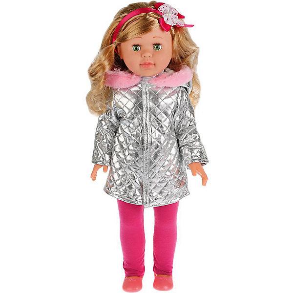 Интерактивная кукла Карапуз Олеся