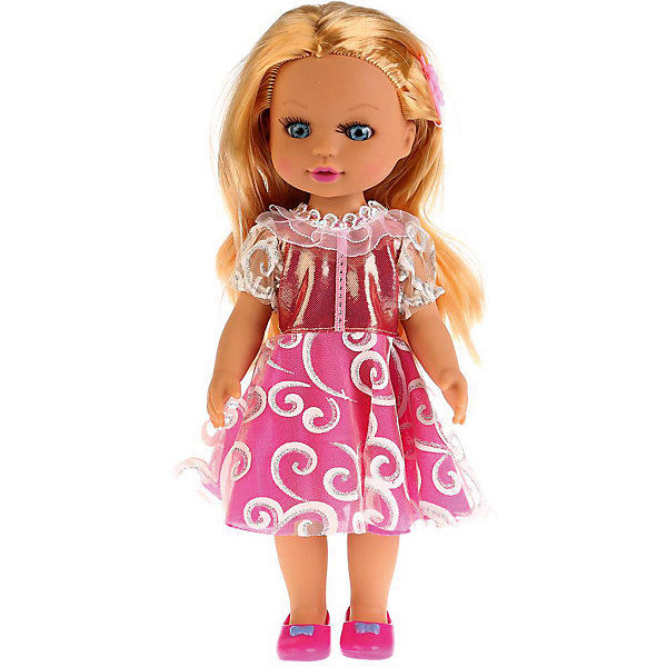 Карапуз Интерактивная кукла Полина