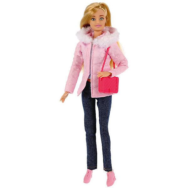 Купить Кукла Карапуз в джинсах и пуховике, Китай, Женский