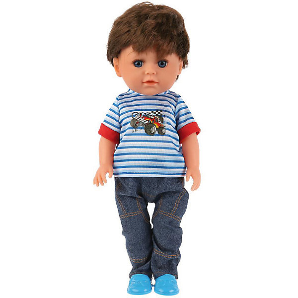 Карапуз Интерактивная кукла Никита