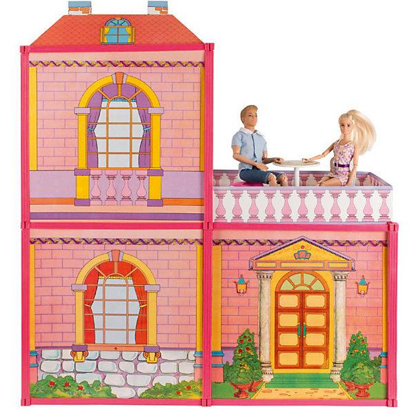 Карапуз Дом для кукол