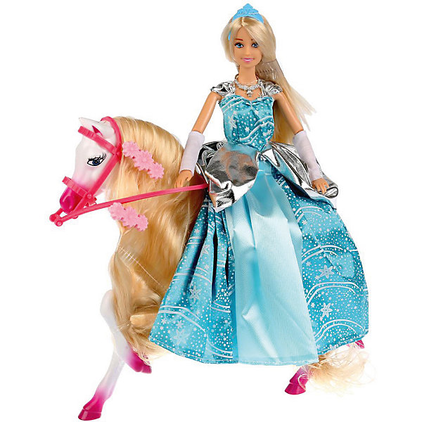 Купить Кукла Карапуз Снежная принцесса, Китай, Женский