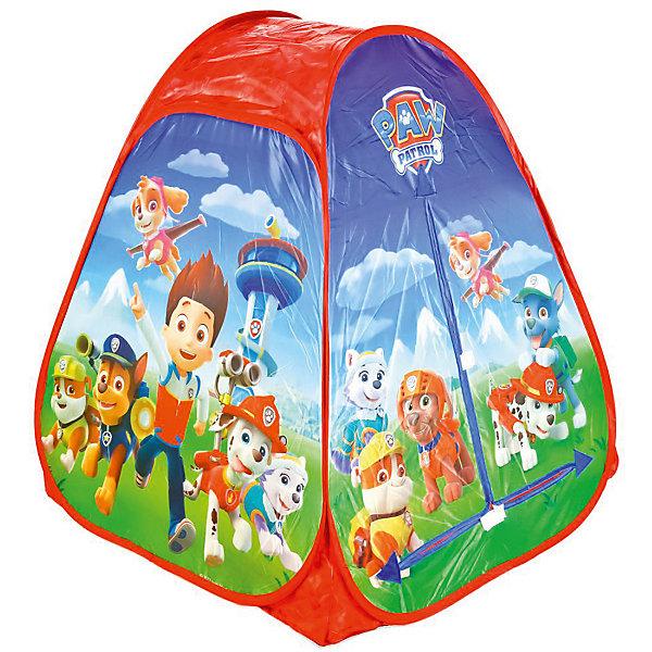 Играем вместе Игровая палатка Щенячий патруль
