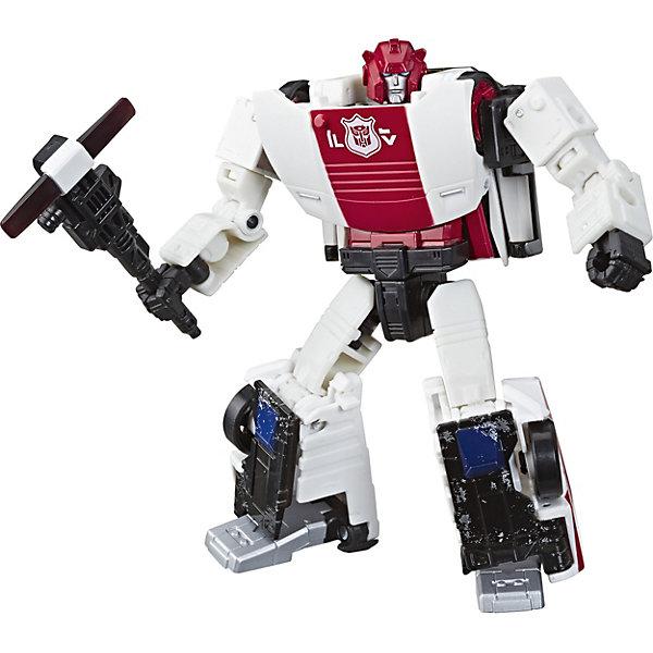 Hasbro Трансформер Transformers Война за Кибертрон Делюкс Ред Алерт