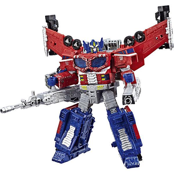 Hasbro Трансформер Transformers Класс лидеры Оптимус Прайм