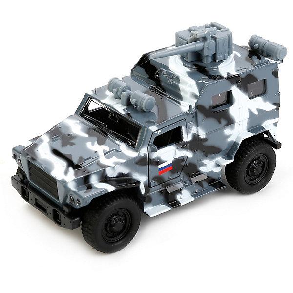 Картинка для Машинка Технопарк ВПК 3927 Волк