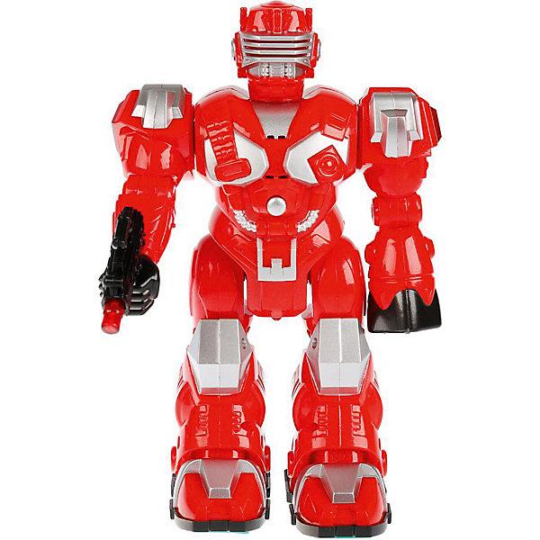 Технодрайв Интерактивный робот Роботрон, красный