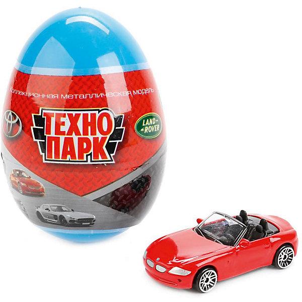 ТЕХНОПАРК Машинка Технопарк Иномарка, в яйце
