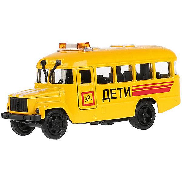 ТЕХНОПАРК Школьный автобус Технопарк КАВ3 3976, 1:43