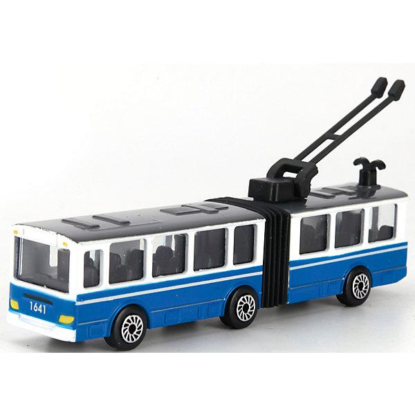 ТЕХНОПАРК Троллейбус Технопарк, с резинкой