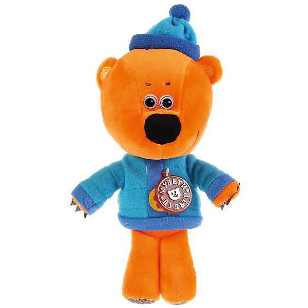 Мульти-Пульти Игрушка мягкая Мульти-пульти Медвежонок Кеша Ми-ми-мишки мульти пульти мягкая игрушка мульти пульти медвежонок кешка 20 см звук