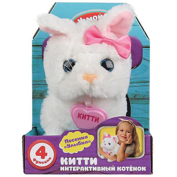 Купить Интерактивный котёнок Мой питомец Китти, Китай, Унисекс