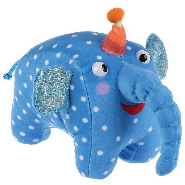 Мульти-Пульти Игрушка мягкая Мульти-пульти Слон Ду-Ду Деревяшки мульти пульти мягкая игрушка львенок симба 16 см