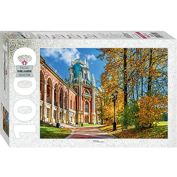 Степ Пазл Мозаика puzzle 1000 Россия. Москва. Царицыно