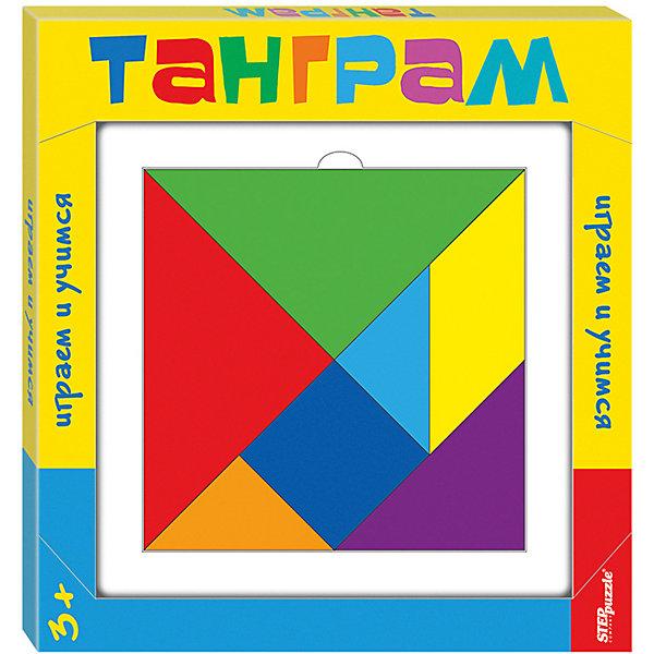 Купить Развивающая игра Step Puzzle Танграм , Степ Пазл, Россия, Унисекс