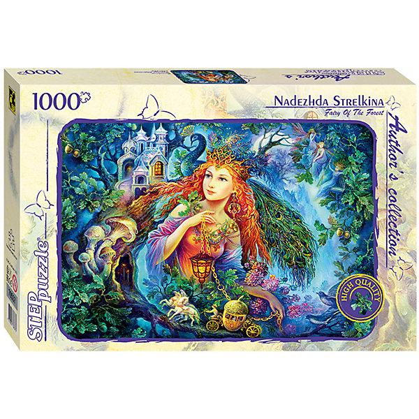 Степ Пазл Мозаика puzzle 1000 Волшебница (Авторская коллекция)
