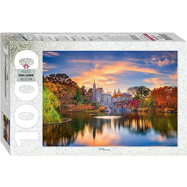 Степ Пазл Мозаика puzzle 1000 Дворец в парке