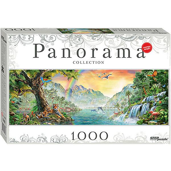 Степ Пазл Мозаика puzzle 1000 Африка (Панорама) пазл step puzzle степ пазл историческая карта пластиковая коллекция 588х378 1000 элементов