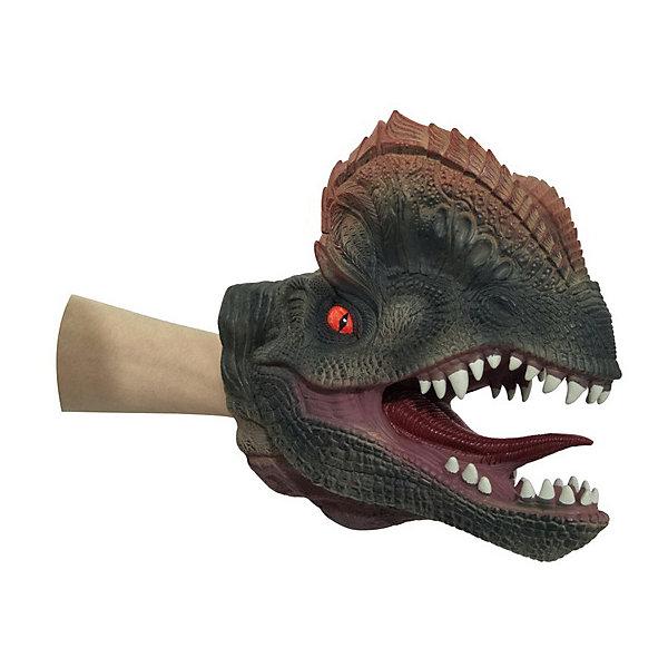 New Canna Игрушка на руку Дилофозавр