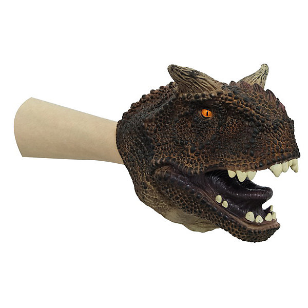 New Canna Игрушка на руку New Canna Карнотавр игрушка