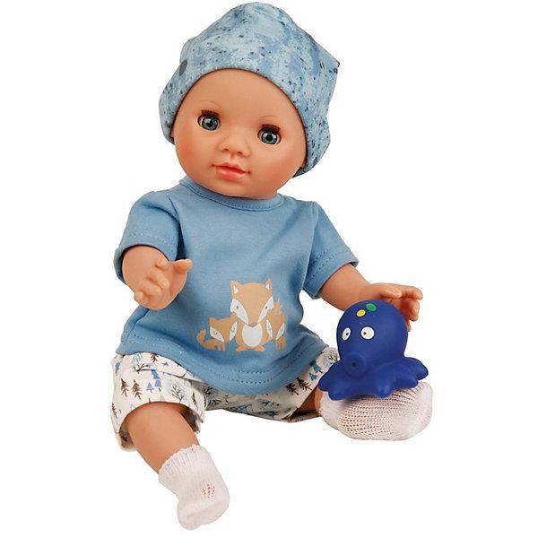 """Картинка для Schildkröt Кукла виниловая Schildkroet """"Мальчик"""", 30 см (водонепроницаемое тело)"""
