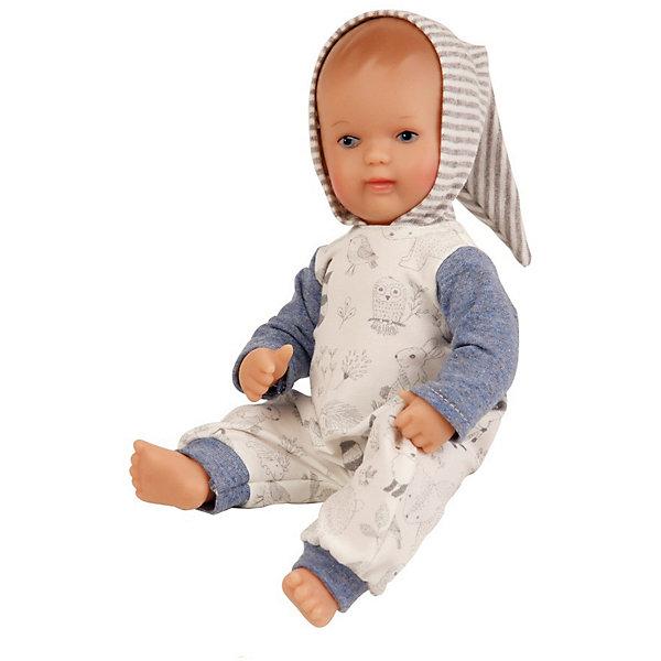 Schildkröt Кукла виниловая Schildkroet Дэнни, 28 см (водонепроницаемое тело)