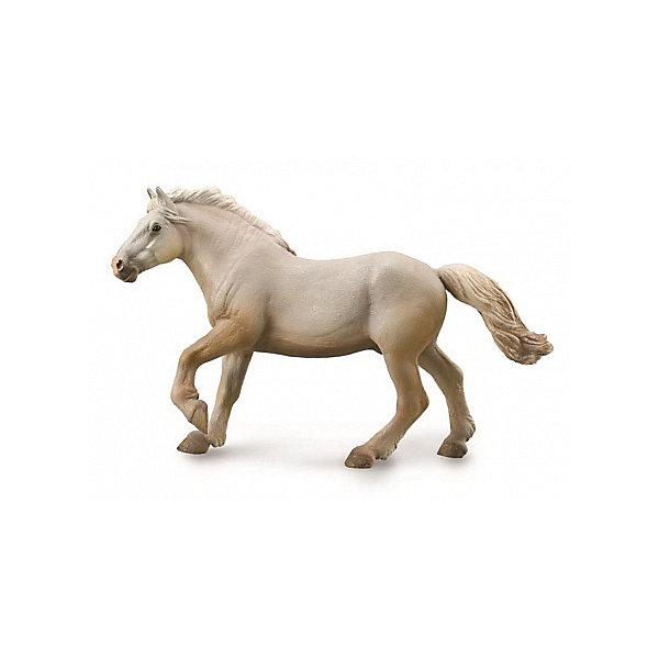 Collecta Коллекционная фигурка Collecta Американская кремовая лошадь, XL цена 2017