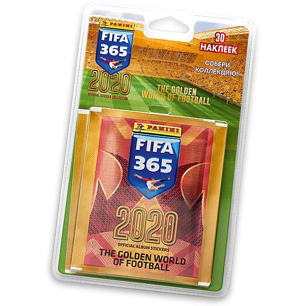 Фото - Panini Блистер с наклейками Panini FIFA 365 - 2020, 6 пакетиков panini альбом panini fifa 365 2019 и блистер 5 пакетиков с наклейками