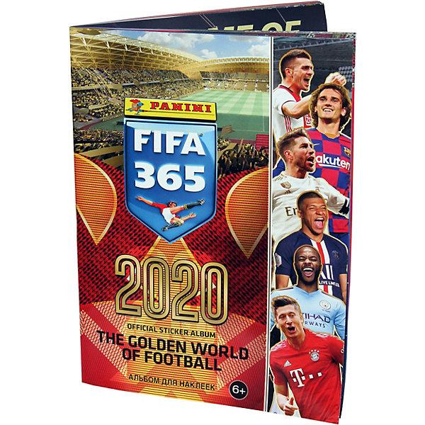 Купить Альбом для наклеек Panini FIFA 365 -2020, Россия, Мужской