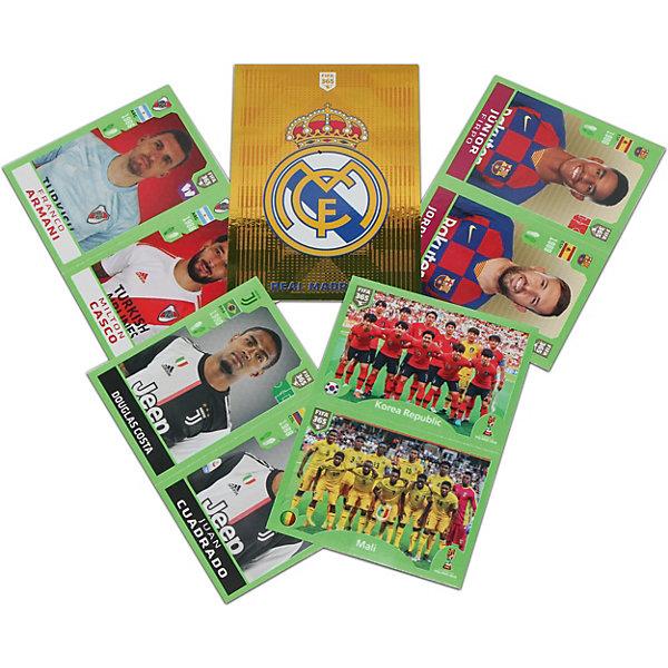 Panini Наклейки Panini FIFA 365 - 2020, в пакетике 5 наклеек
