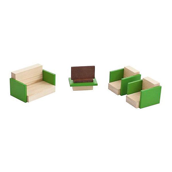 PAREMO Набор мебели для мини-кукол Paremo Гостиная