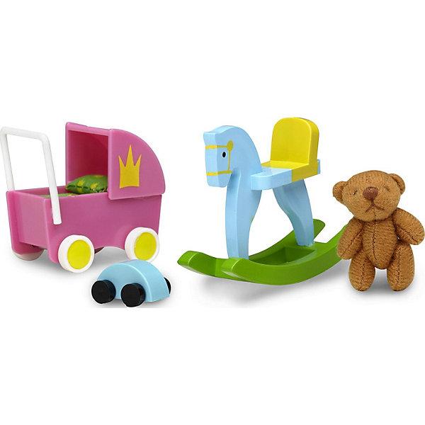 Фото - Lundby Аксессуары для домика Lundby Смоланд Игрушки для детской аксессуары для домика lundby смоланд батут с машинкой
