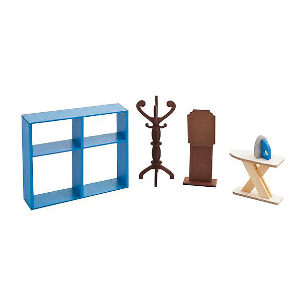 PAREMO Набор мебели для Барби Paremo Гардеробная